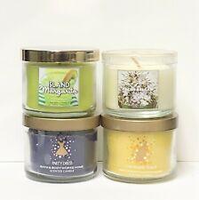 Bath & Body Works SMALL 1.3 oz MINI JAR CANDLES - Soy Wax - 4 CHOICES