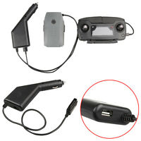 USB Car Charger Remote Control Battery Charging for DJI Mavic Pro Drone RC