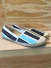 Serra Espadrilles Canvas Memory Foam Insole Shoes Flats Slip Resistant