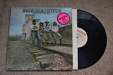Grinderswitch Honest To Goodness Rock Promo Record lp VG+