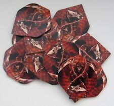 "Bulk Pack of 15 Alchemy Extra Strong Dart Flights ""Day of Reckoning"""