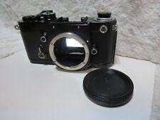 Nikon f2 Film Camera Body Only 1972 early model in Black