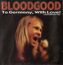Bloodgood – To Germany, With Love1993 CD  New - 2000