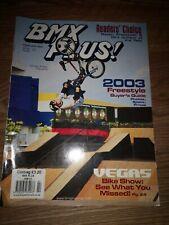 bmx plus magazine feb 2003 mid school bmx.