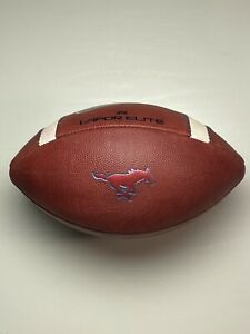 2018 SMU Mustangs Game Ball Nike Vapor Elite NCAA Football - Southern Methodist