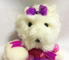Phebe Phillips Premium Plush Stuffed Animal A Little Silly Pup Dress Girl Gift