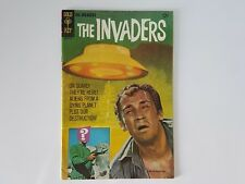 The Invaders #1 Gold Key 1967
