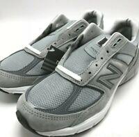 New Balance Men's Running Shoe Grey made in USA M990GL5 Size 8.5 4E