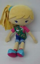Chloe Girl Scout Friendship Doll SOFT Doll