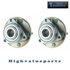 2 Wheel Bearing Hub Assembly Front for Chevrolet HHR 2006 07 08 513237 Non-ABS