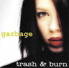 """GARBAGE """"Trash & Burn"""" Live Loreley Festival 1998 Import CD"""
