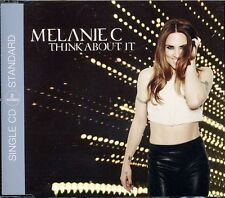 Melanie C - Think About It (2-Track) [New CD] Germany - Import