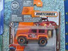 MATCHBOX 2018 #119/125 Dune chien rouge orange casec
