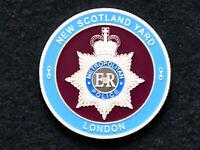 2021 NEW CHALLENGE COIN.  METROPOLITAN POLICE, SCOTLAND YARD, LONDON, ENGLAND