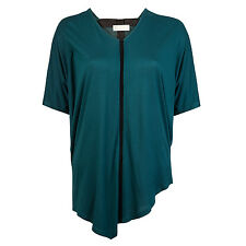 Emmie McCourts Celine Top Green UK XS Box1538 a