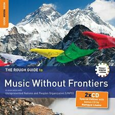The Rough Guide to Music Without Frontiers [CD]