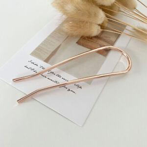 Women Girls Acetate Hair Sticks Hairpins Chinese Style Chopstick Hair Clips