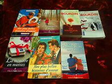 lot 7livres de poches romans collection nous deux et autres +