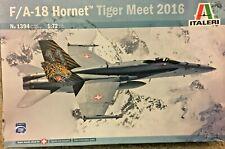 1/72 F/A-18 Tiger Meet 2016 ~ Italeri No. 1394