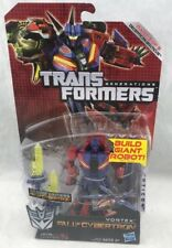 Transformers Generations Fall of Cybertron FOC Deluxe Class Vortex MOSC