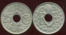 25 centimes  1933  lindauer   ( bis )