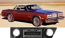 USA-630 II* 300 watt '75-77 Cutlass, 442 AM FM Stereo Radio iPod USB Aux inputs