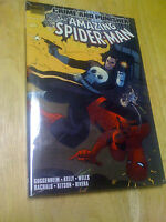 MARVEL The Amazing Spiderman: Crime And Punisher HC  FREE Ship US