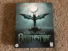 The Elder Scrolls Legend Battlespire Big Box Vintage (PC, 1998) ***Complete***