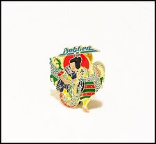 Dokken Vintage 1987 Beast From The East Tour Pinback Badge George Lynch