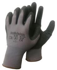 6Paar Solidstar Arbeitshandschuhe Latex Gr.9 Montage Werkstatt Handschuhe