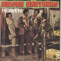 45TRS VINYL 7'' / FRENCH SP GIBSON BROTHERS / HEAVEN