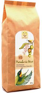 Bio-Macadamia-Nüsse, Style 1, ohne Schale, 800g