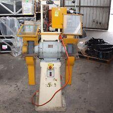"""14"""" 350mm 2"""" wide grinding media  Pedestal Grinder 2.9HP 3 phase"""