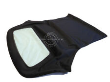 BMW E36 Cabrio softtop mohair hood with plastic window