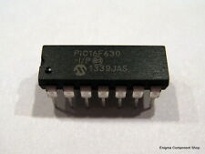 PIC 16F630 / 16F630-I/P Microcontroller IC, UK SELLER, FAST DISPATCH!