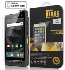 2X Hard 9H Tempered Glass Clear Screen Protector Crack Saver Guard for Sonim XP8