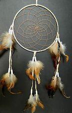 ACCHIAPPASOGNI INDIANO APACHE grandi PANNA tradizionale Nativo Americano 20 x 35cm