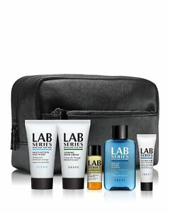 Lab Series Age Rescue+Face Lotion,Water lotion,Face Wash,Shave,Grooming Oil Set