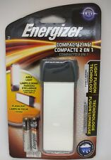 Energizer Light Fusion Technology Compact 2-In-1 Light