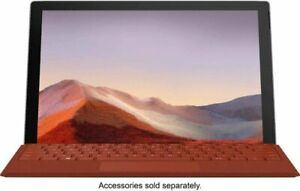 "Microsoft Surface Pro 7 12.3"" Touchscreen Intel Core i3-1005G1 4GB RAM 128GB SSD"