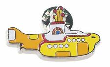 The Beatles 'Yellow Submarine' Enamel Pin Badge *Official Merch*