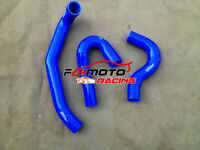 BLUE Silicone Radiator Hose For Navara D22 3.0TDi ZD30 4CYL Turbo Diesel 2001-06