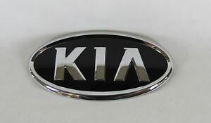 KIA EMBLEM FORTE KOUP RIO OPTIMA REAR TRUNK OEM BADGE back sign logo