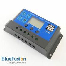 BlueFusion PWM Solar PV Charge Controller 10A / 20A / 30A, 12V/24V Auto