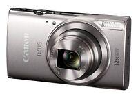 Canon IXUS 285 HS (7.6cm Schermo) Fotocamera Digitale Compatta 12x zoom ottico