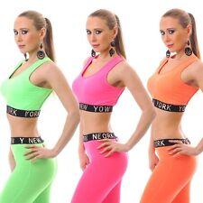 Bauchfreie Figurbetonte Damenblusen,-Tops & -Shirts mit U-Ausschnitt für Freizeit