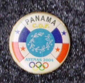 ATHENS 2004 OLYMPIC GAMES. NOC PIN. PANAMA