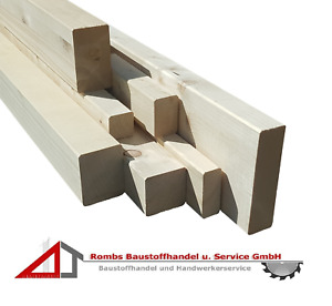 KVH Hobelware ab3,90€/lfm Konstruktionsvollholz Balken Holzlatten Kreuzrahmen
