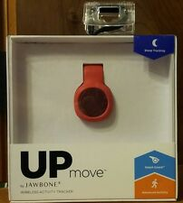 Jawbone UP Move Wireless Activity Tracker (RED JL06) New!!!