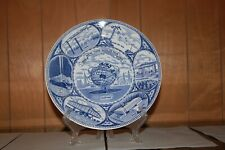 collectible-plate-New York Worlds Fair